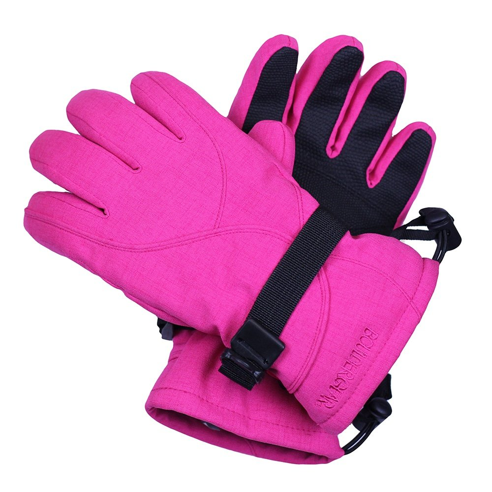 Boulder Gear Mogul II Gloves (Girls') - Pink Rasberry