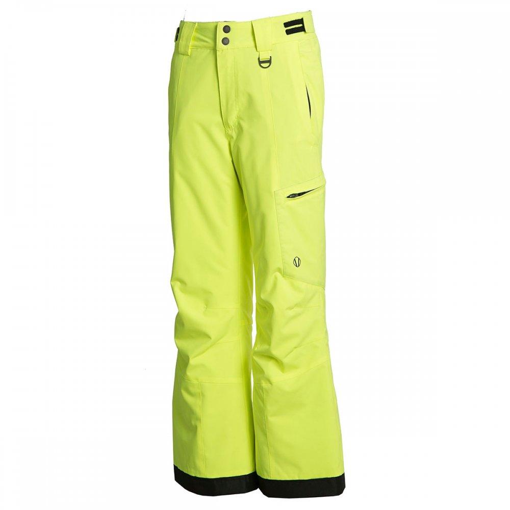 Sunice Laser Tech Insulated Ski Pant (Boys') - Laser Yellow