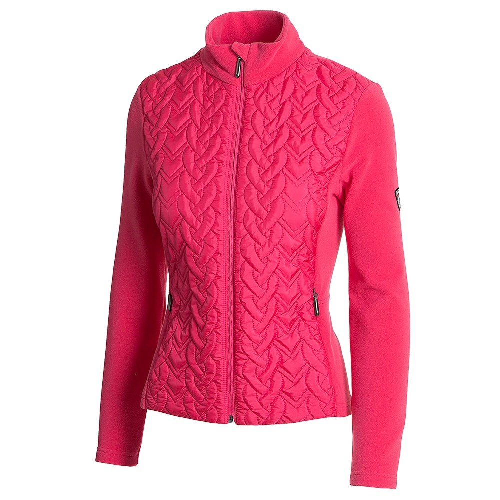 Sunice Claudia Full-Zip Sweater (Women's) - Watermelon