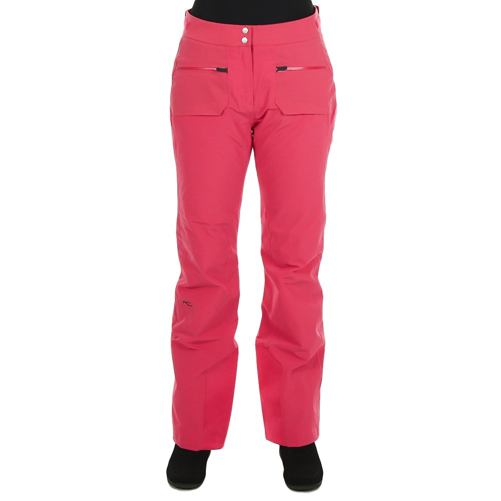 KJUS Seduction Insulated Ski Pant (Women's) - Geranium