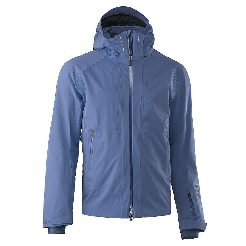 Mountain Force London Insulated Ski Jacket (Men's) - Indigo Blue