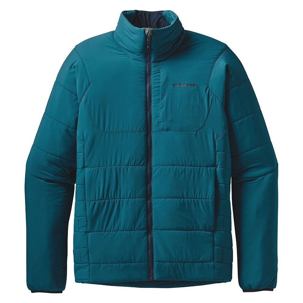Patagonia Nano Air Insulated Ski Jacket (Men's) - Deep Sea Blue/Navy Blue