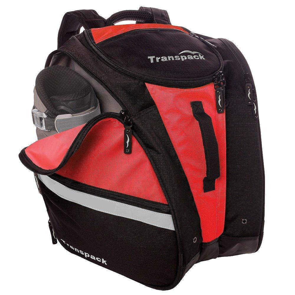 Transpack TRV Pro Ski Boot Bag - Red