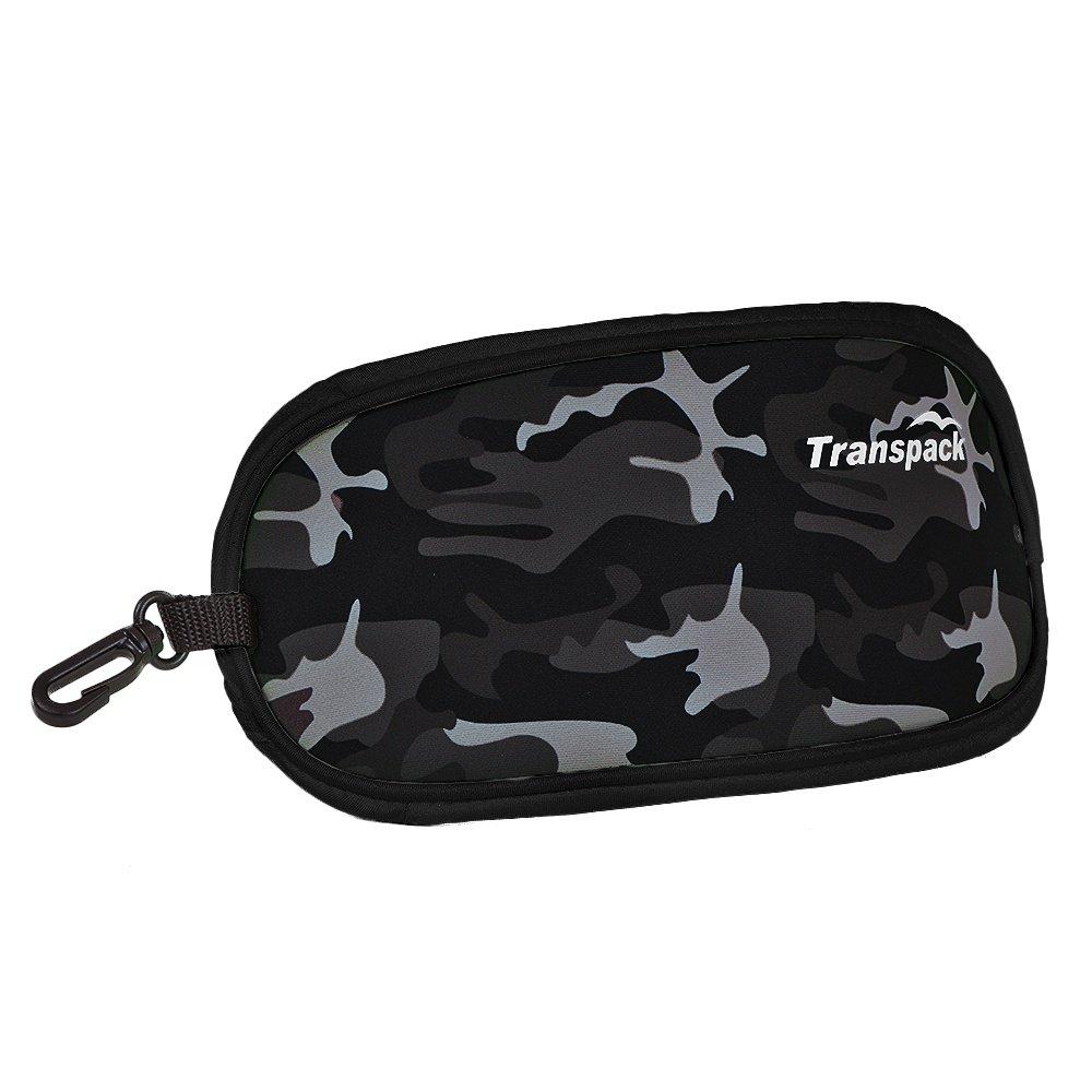 Transpack Goggle Shield - Camo/Black