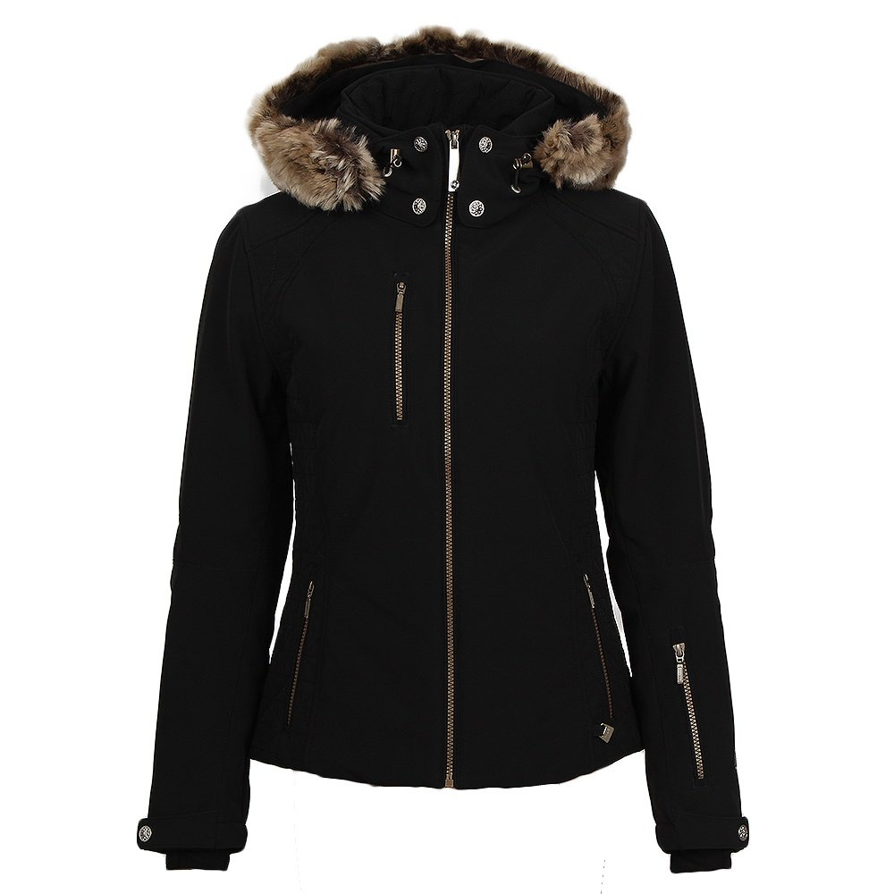 Womens ski jackets with fur