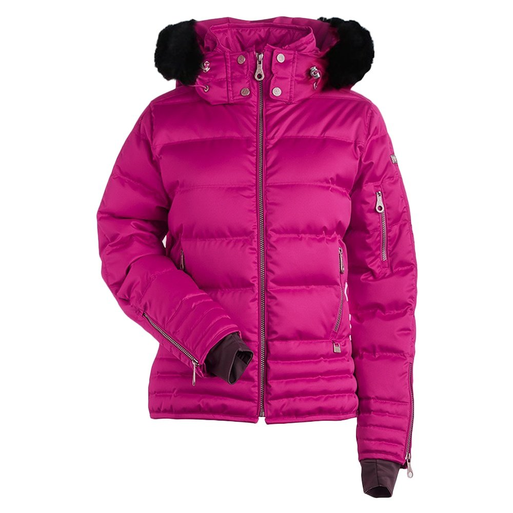 Nils Olivia Insulated Ski Jacket with Faux Fur (Women's) -