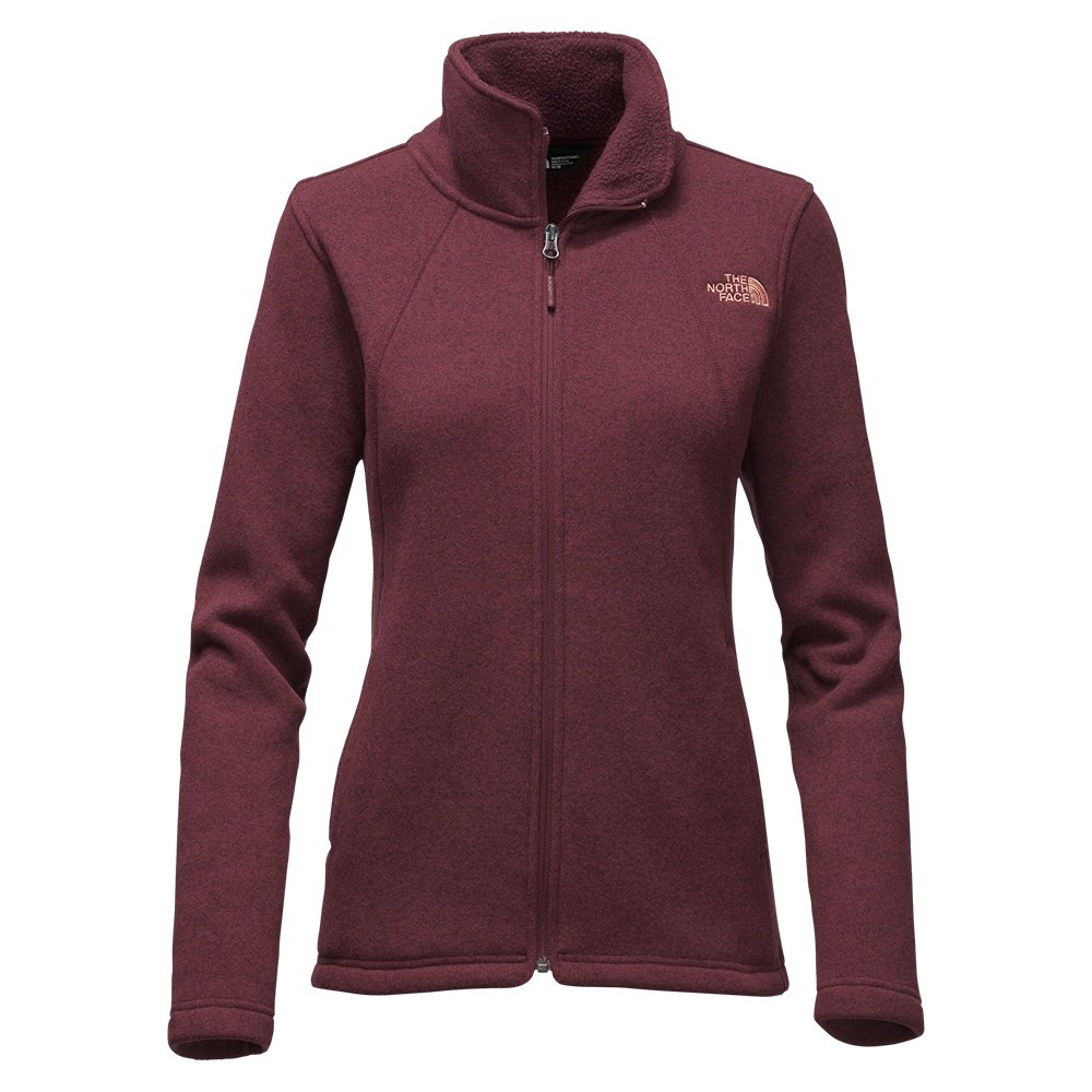 The North Face Crescent Full-Zip Sweater (Women's) -