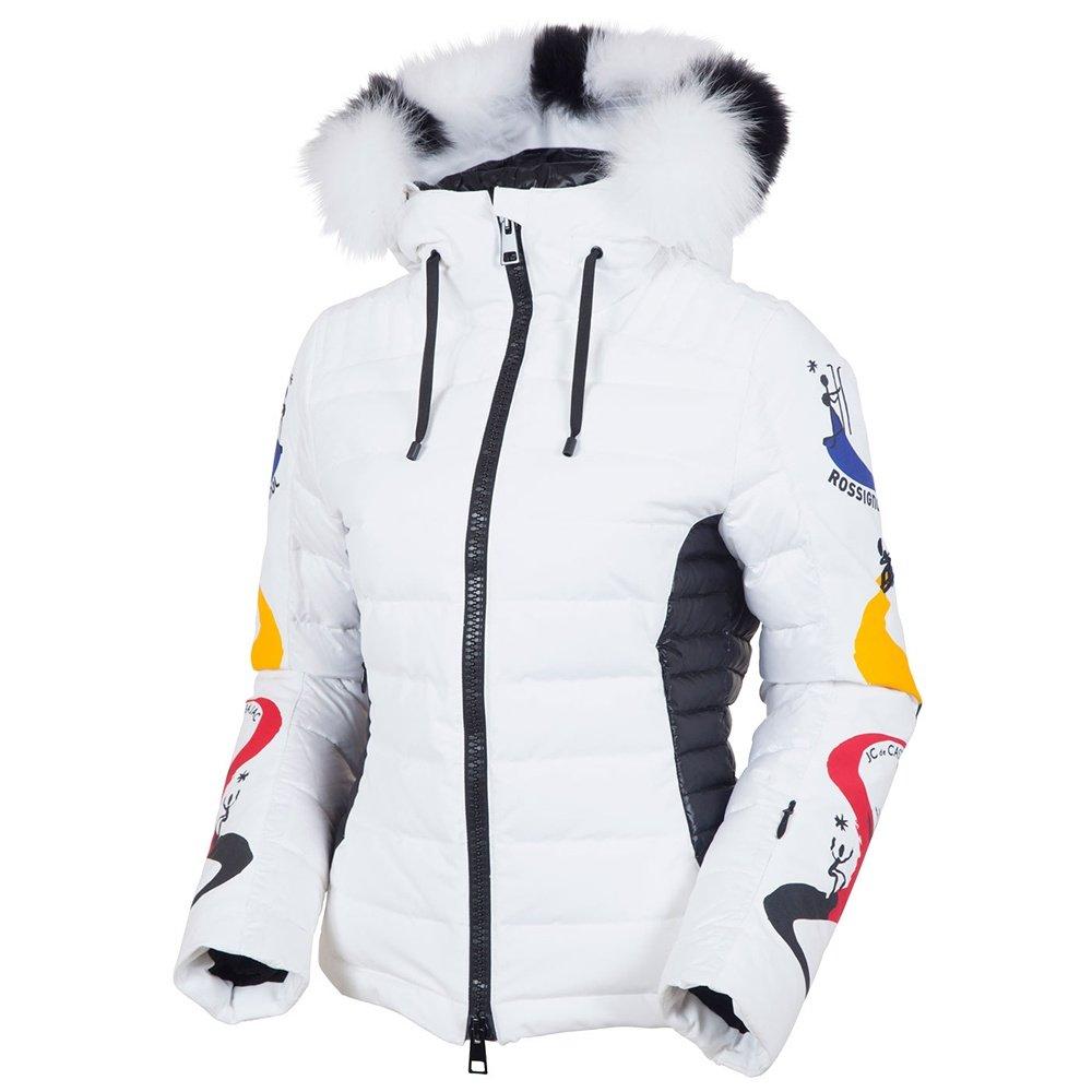 rossignol jcc steam up down ski jacket women 39 s peter glenn. Black Bedroom Furniture Sets. Home Design Ideas