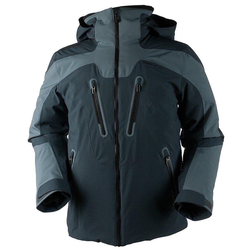 Obermeyer Spartan Insulated Ski Jacket (Men's) - Graphite