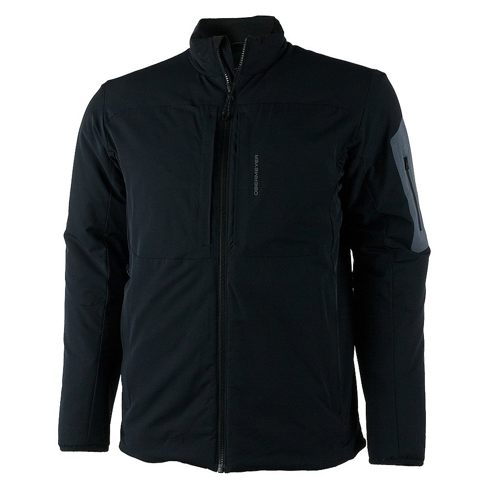 Obermeyer Spectrum Insulator Jacket (Men's) - Black