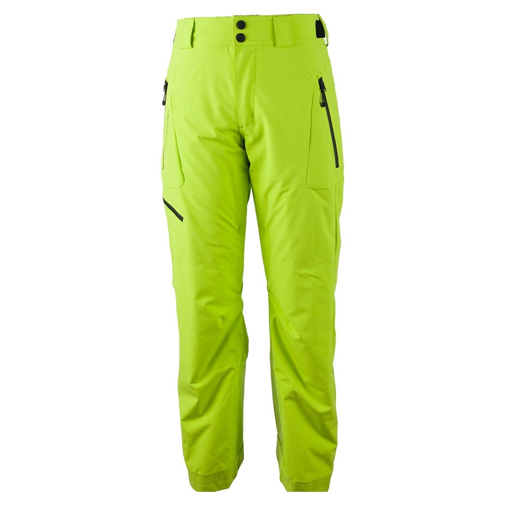 Obermeyer Force Insulated Ski Pant (Men's) - Green Flash