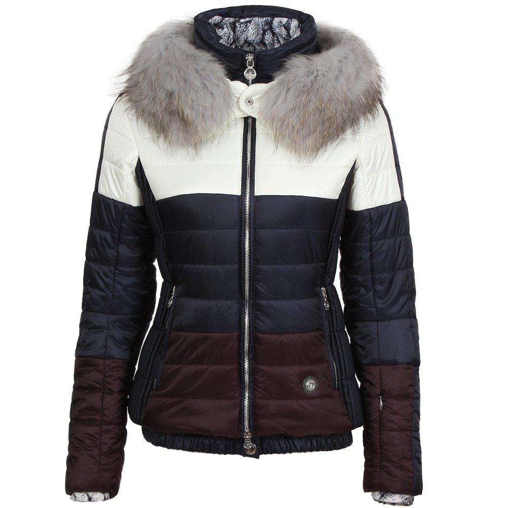 sportalm huntsville insulated jacket with fur women 39 s peter glenn. Black Bedroom Furniture Sets. Home Design Ideas