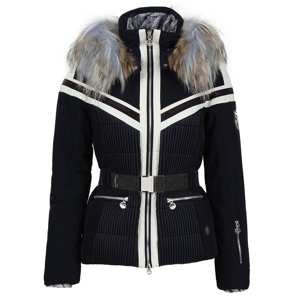 sportalm katun insulated ski jacket with fur women 39 s peter glenn. Black Bedroom Furniture Sets. Home Design Ideas