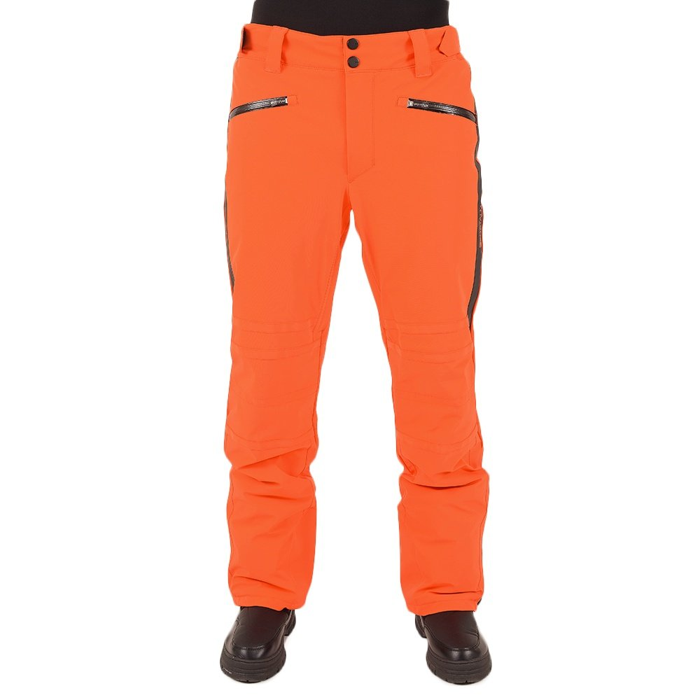 Sportalm Arete Insulated Ski Pant (Men's) - Flame Red