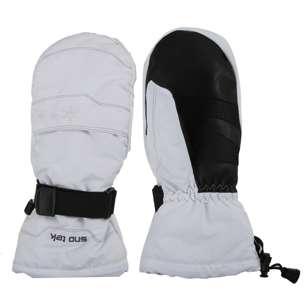Sno Tek Mitt (Women's) - White/Black
