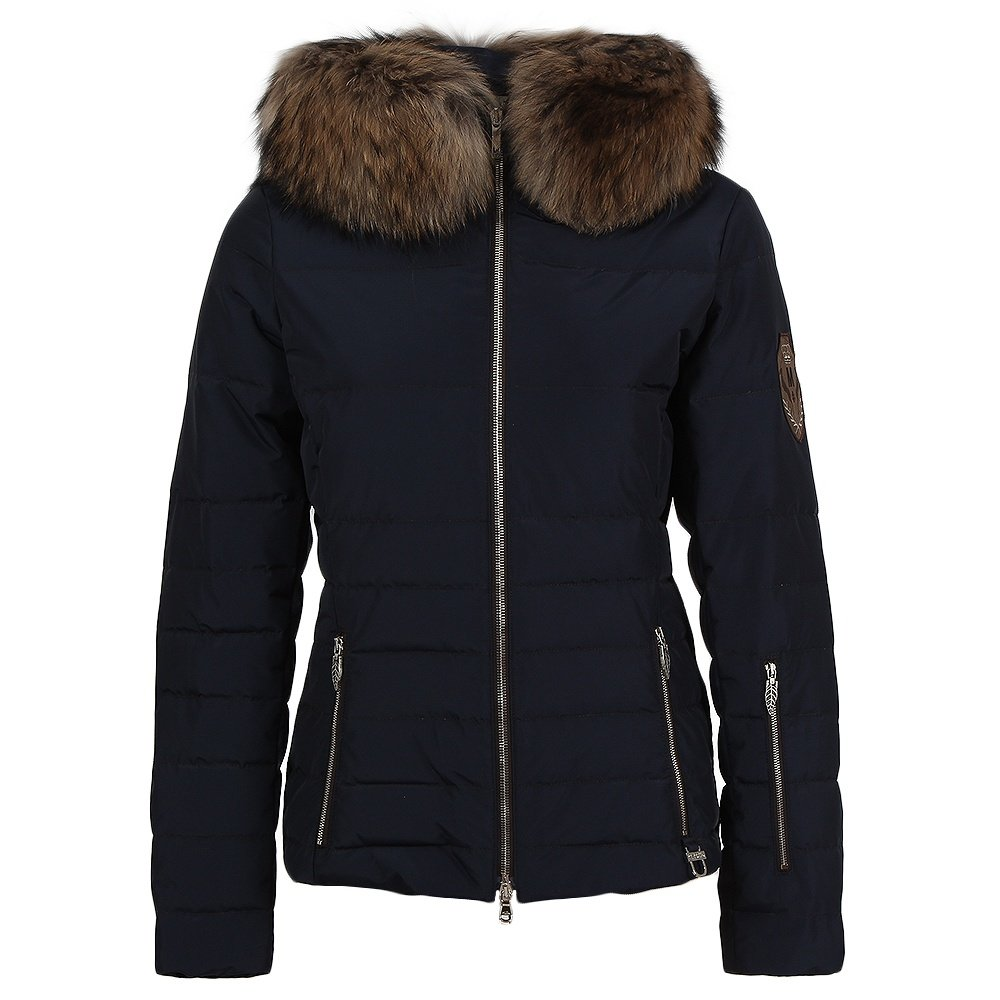 M Miller Anya Down Ski Jacket With Real Fur Women S