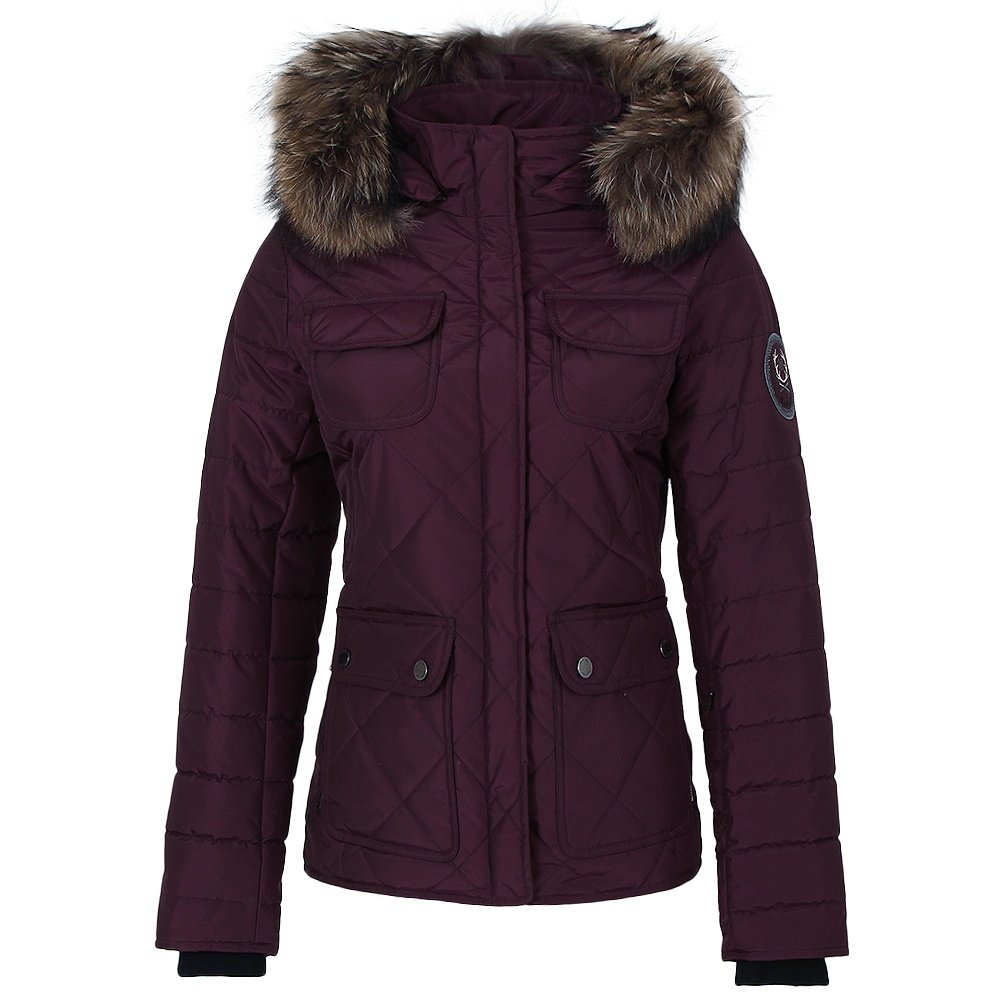 M. Miller Trax Ski Jacket with Real Fur (Women's) -
