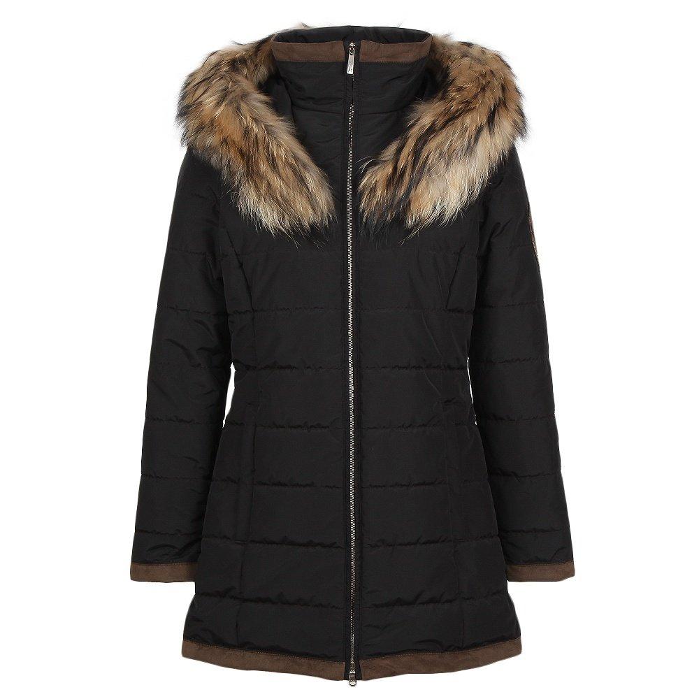 M. Miller Madeline Coat with Finn Raccoon Fur (Women's) -