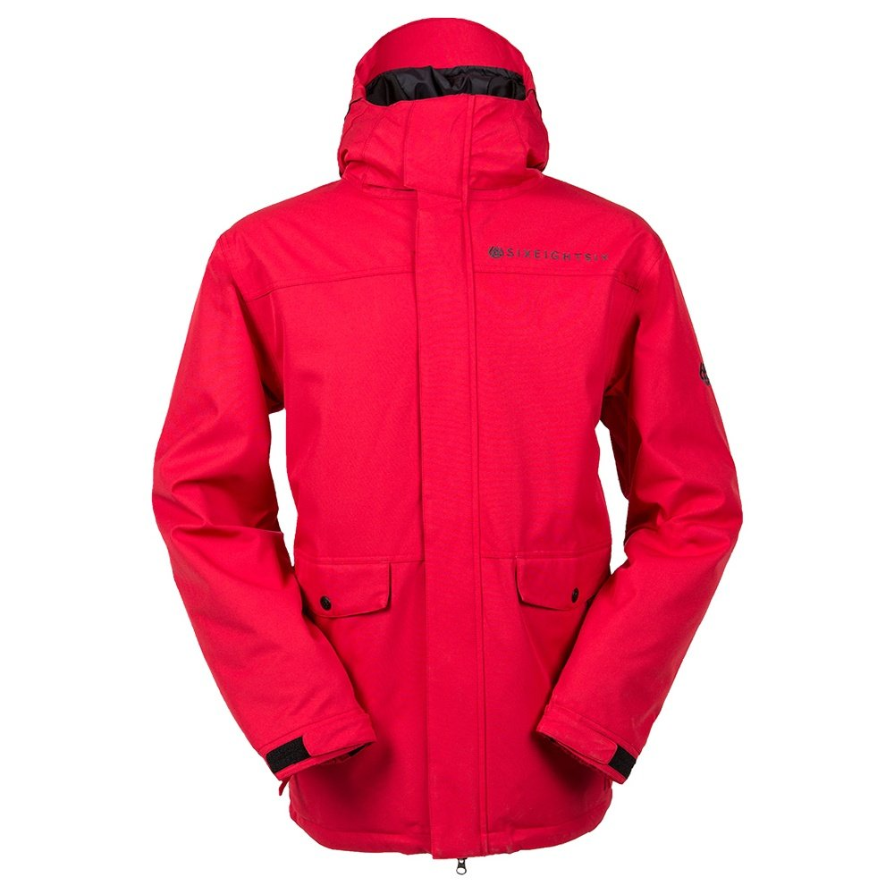 686 Ranger Insulated Snowboard Jacket (Men's) - Cardinal