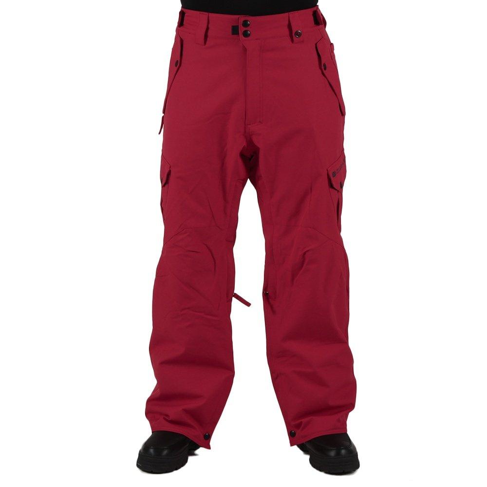 686 Defender Snowboard Pant (Men's) - Cardinal