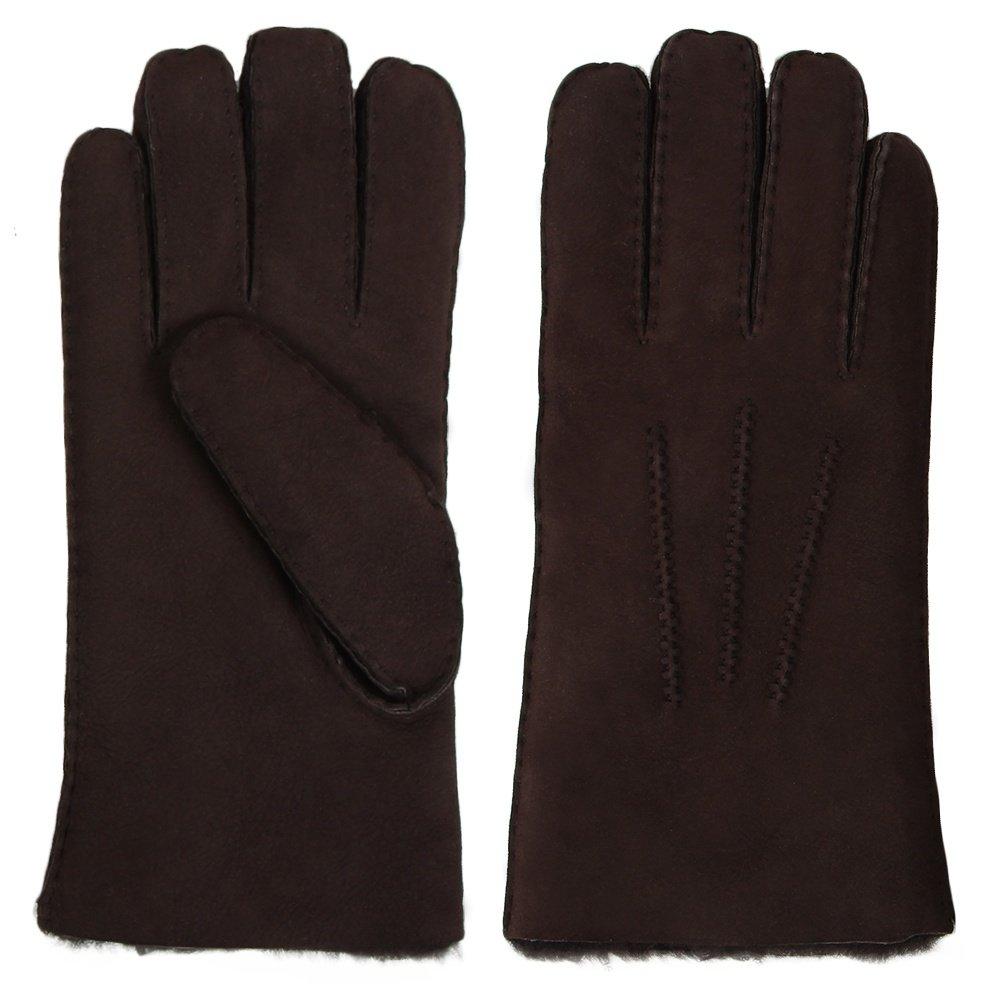 Peter Glenn Shearling Glove (Men's) - Brown