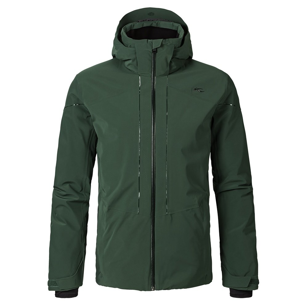 KJUS Sight Line Ski Jacket (Men's) - Pineneedle