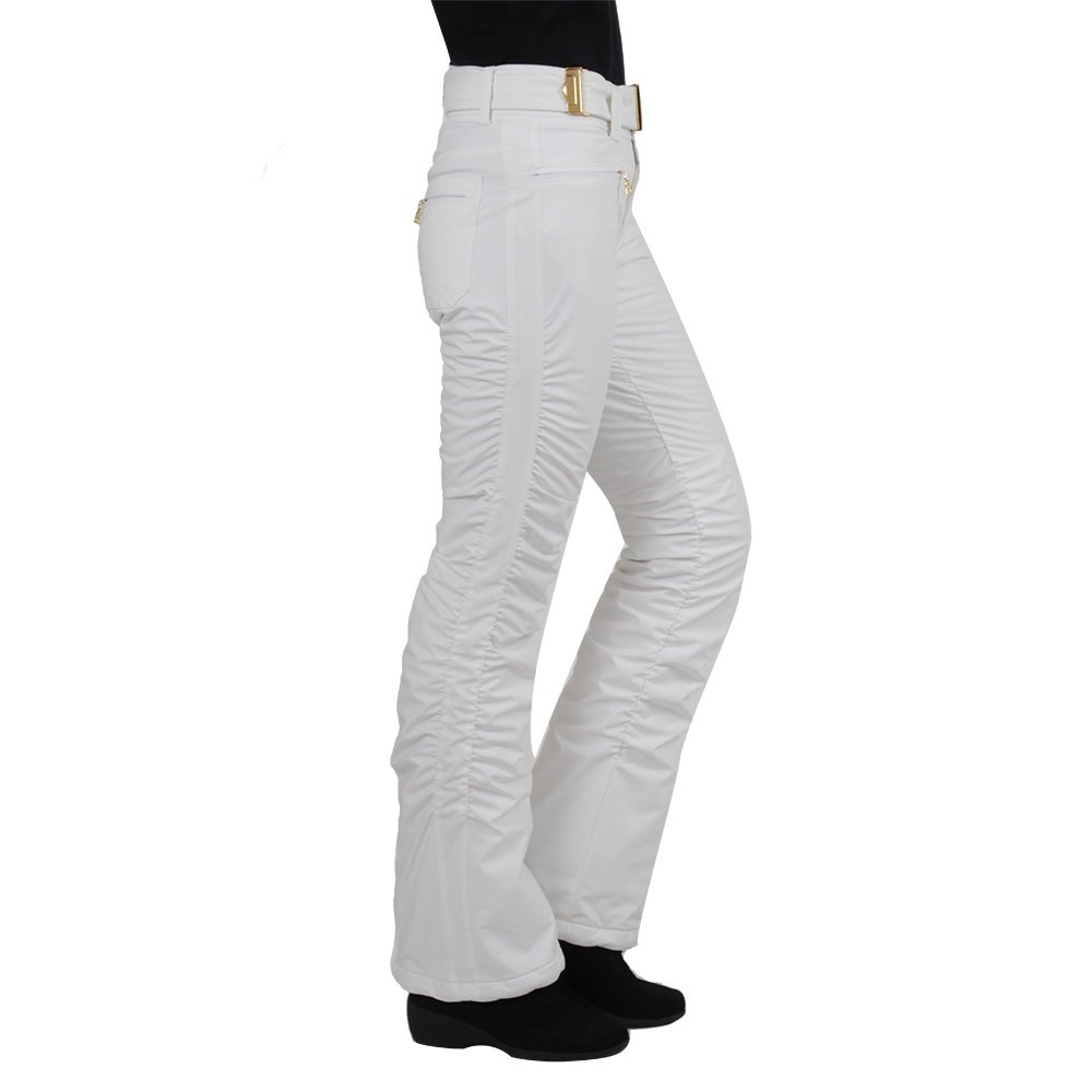 Bogner Luna Insulated Ski Pant (Women's) - Off White