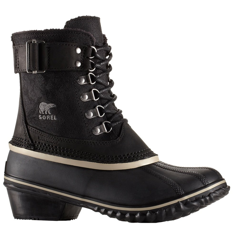 Sorel Winter Fancy Lace II Boot (Women's) - Black