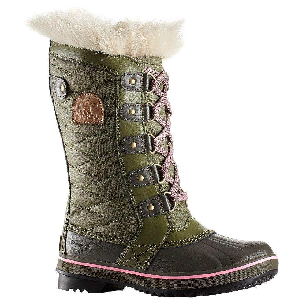 Sorel Tofino II Boot (Girls') - Hiker Green/Alpine Tundra
