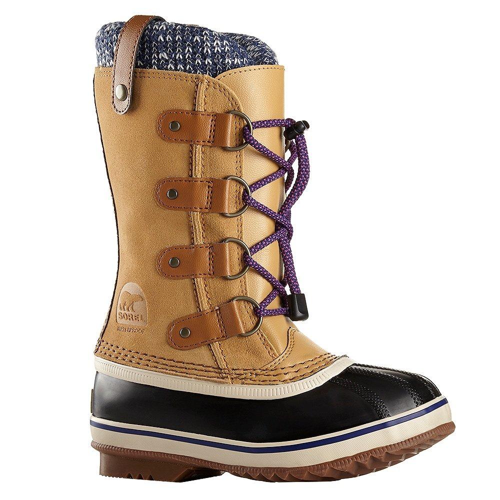 sorel joan of arctic knit boot girls 39 ebay. Black Bedroom Furniture Sets. Home Design Ideas