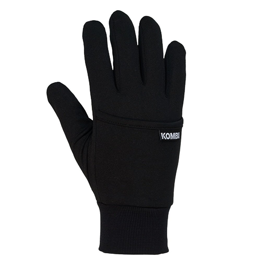 Kombi Kanga Glove Liner (Men's) - Black