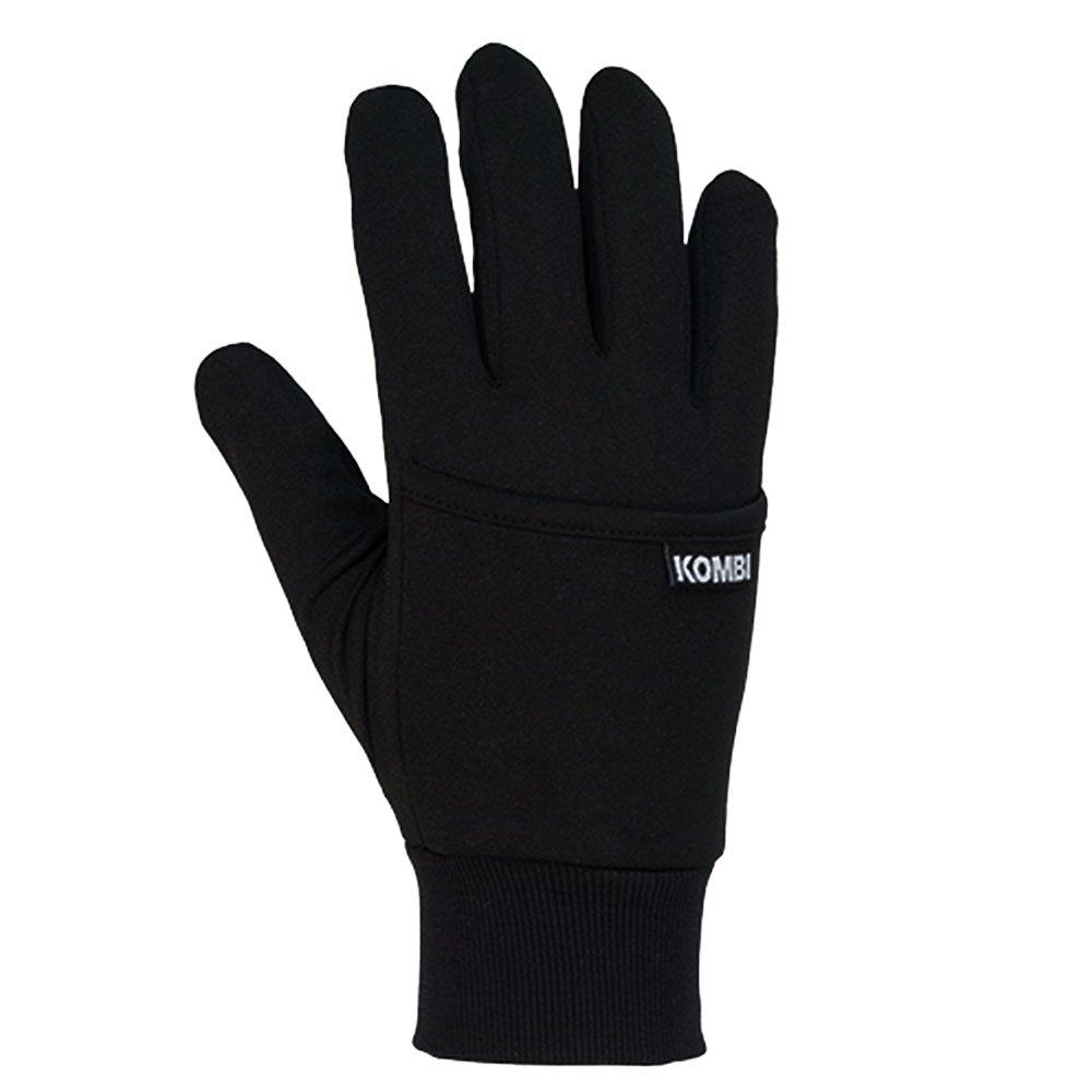 Kombi Kanga Glove Liner (Men's) - Black
