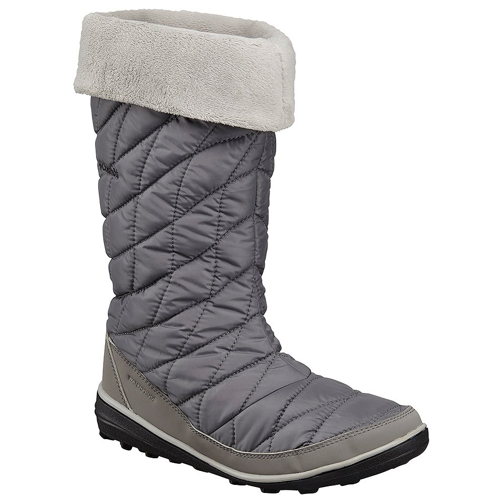 Columbia Heavenly Omni-HEAT Slip Boot (Women's) - Quarry