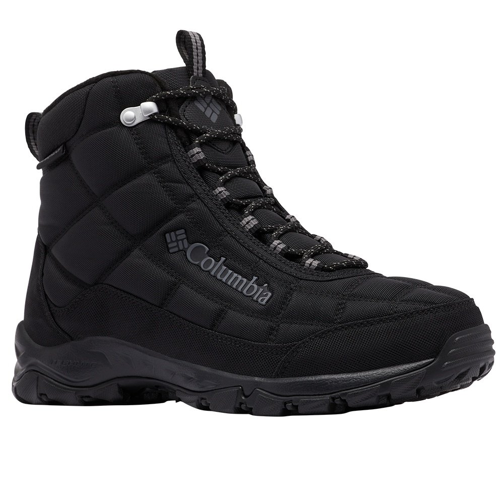 Columbia Firecamp Boot (Men's) - Black