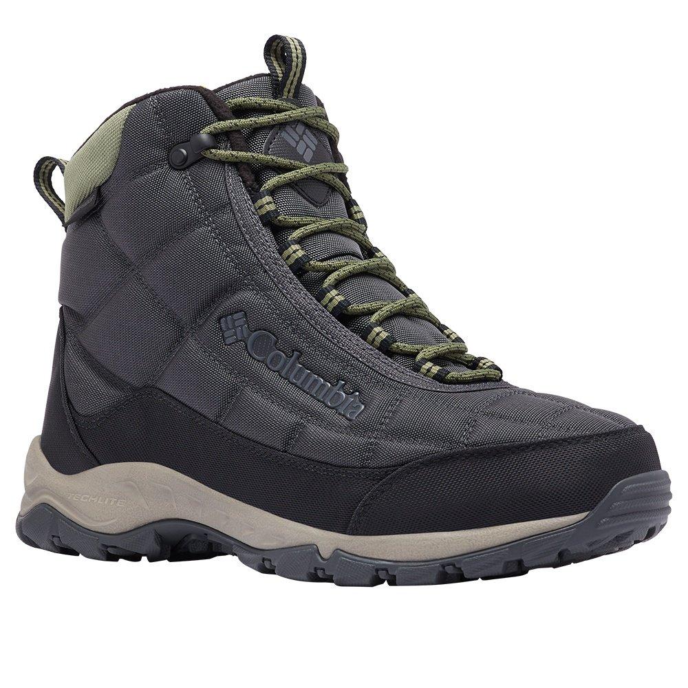 Columbia Firecamp Boot (Men's) - Dark Grey/Hiker Green