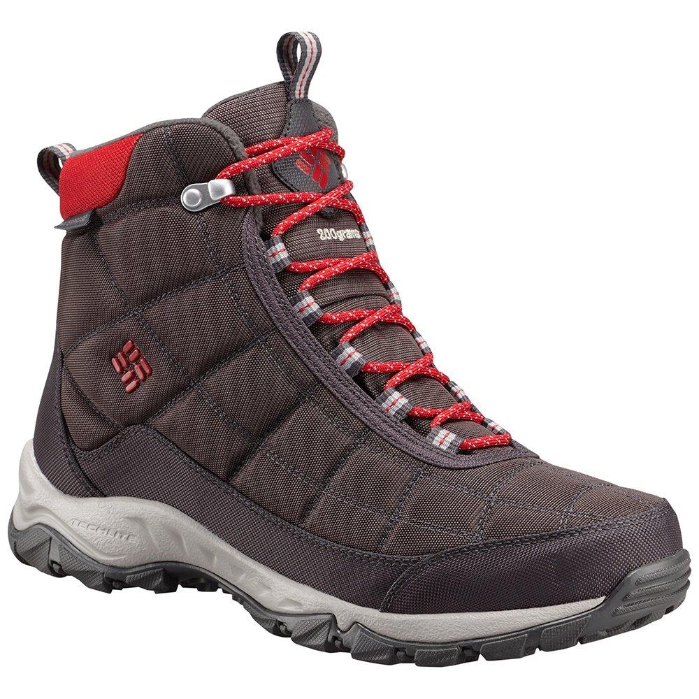 Columbia Firecamp Boot (Men's) - Dark Grey/Rocket