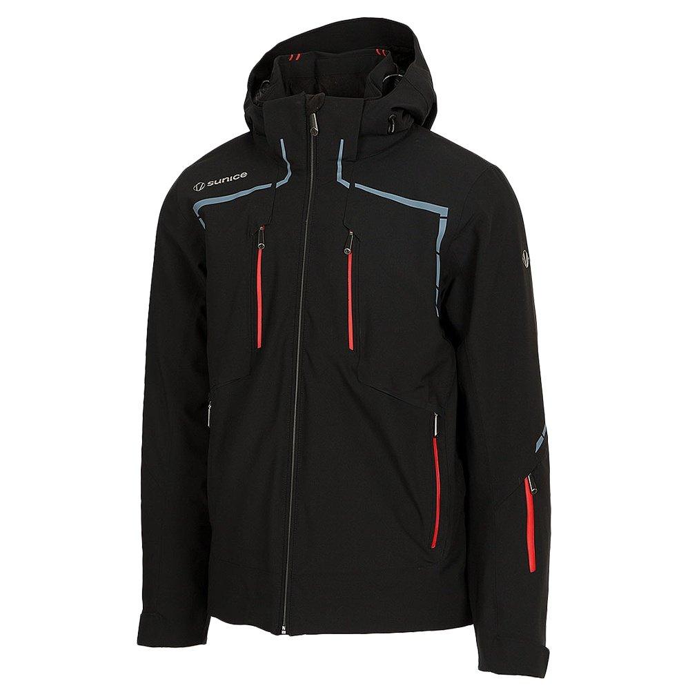 Sunice Headwall Ski Jacket (Men's) - Black