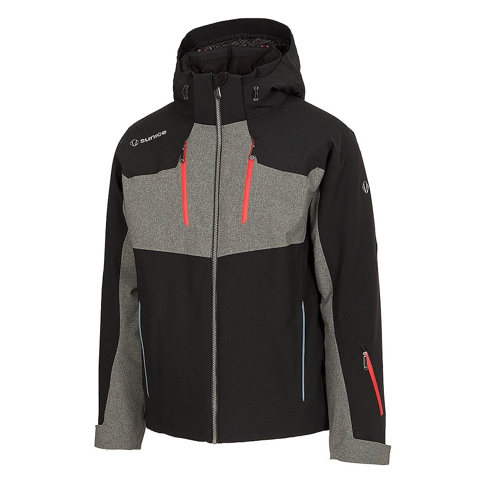 Sunice Treeline Ski Jacket (Men's) - Black