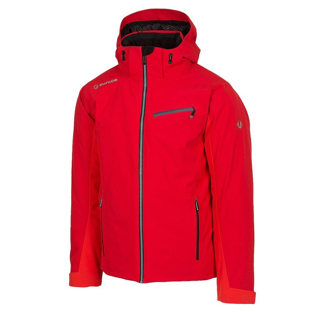 Sunice Traverse Ski Jacket (Men's) - Merlot