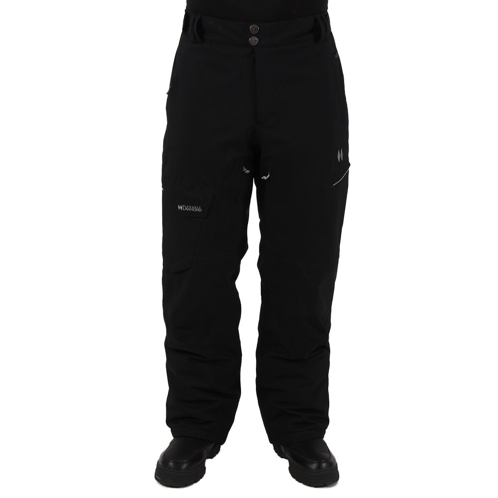 Double Diamond Steep Insulated Ski Pant (Men's) - Black