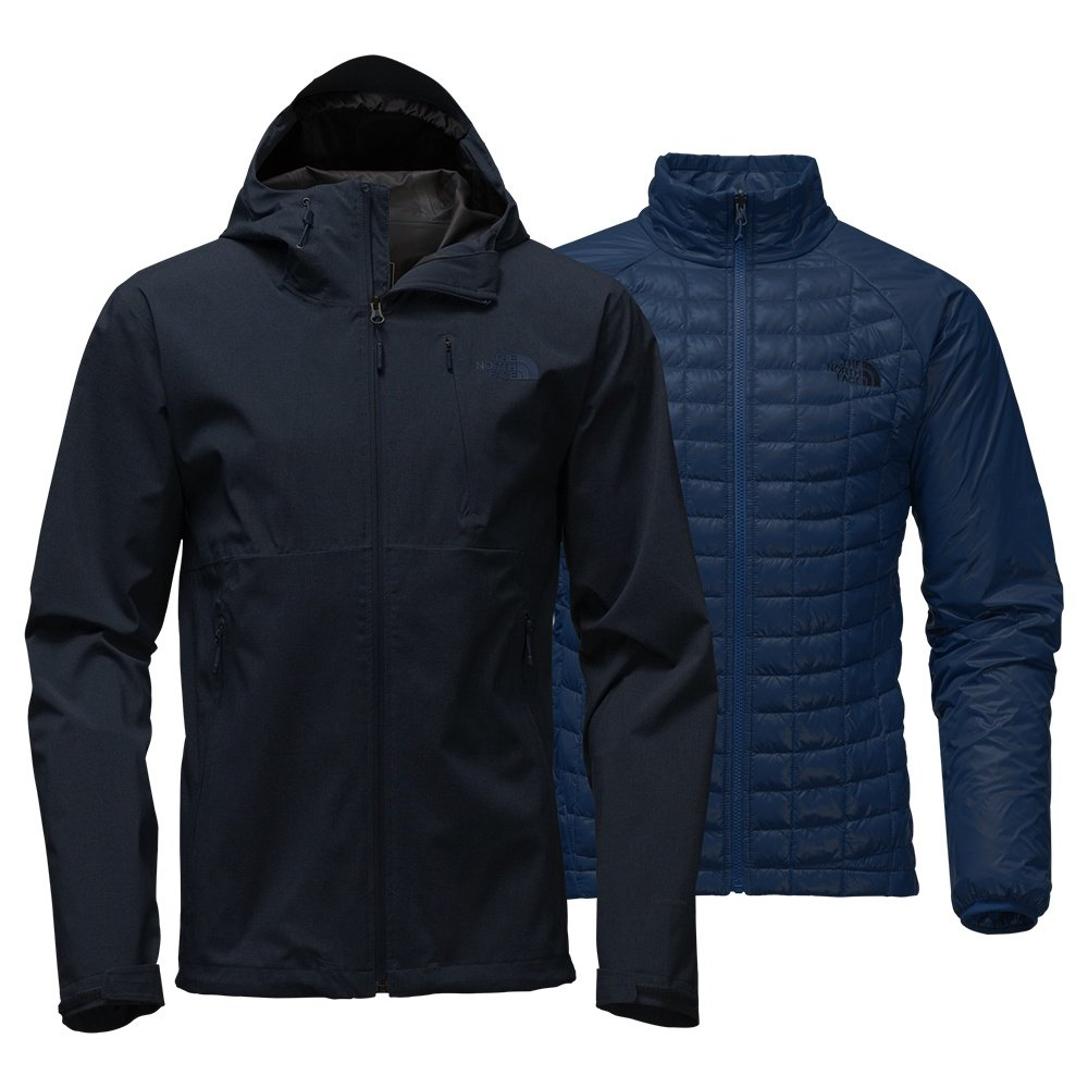 The North Face Thermoball Triclimate Ski Jacket (Men's) - Urban Navy Heather