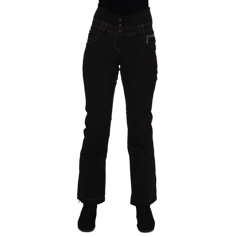 MDC Jean Style Insulated Ski Pant (Women's) - Black