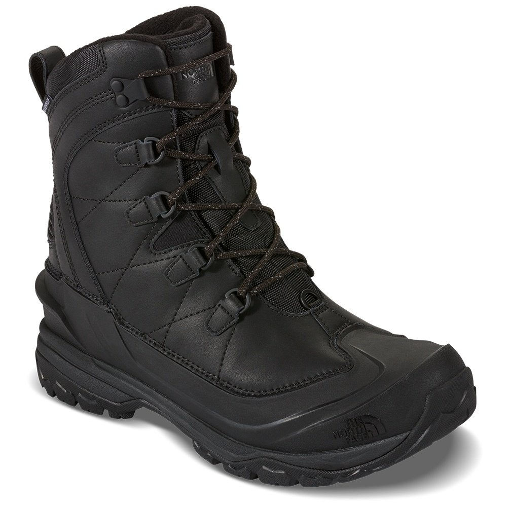 The North Face Chilkat EVO Winter Boot (Men's) - TNF Black/Rudy Red
