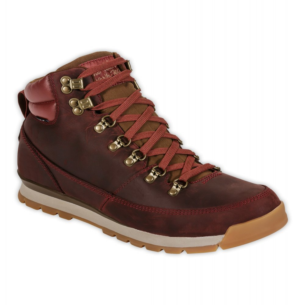 The North Face Back to Berkeley Redux Leather Boot (Men's) -
