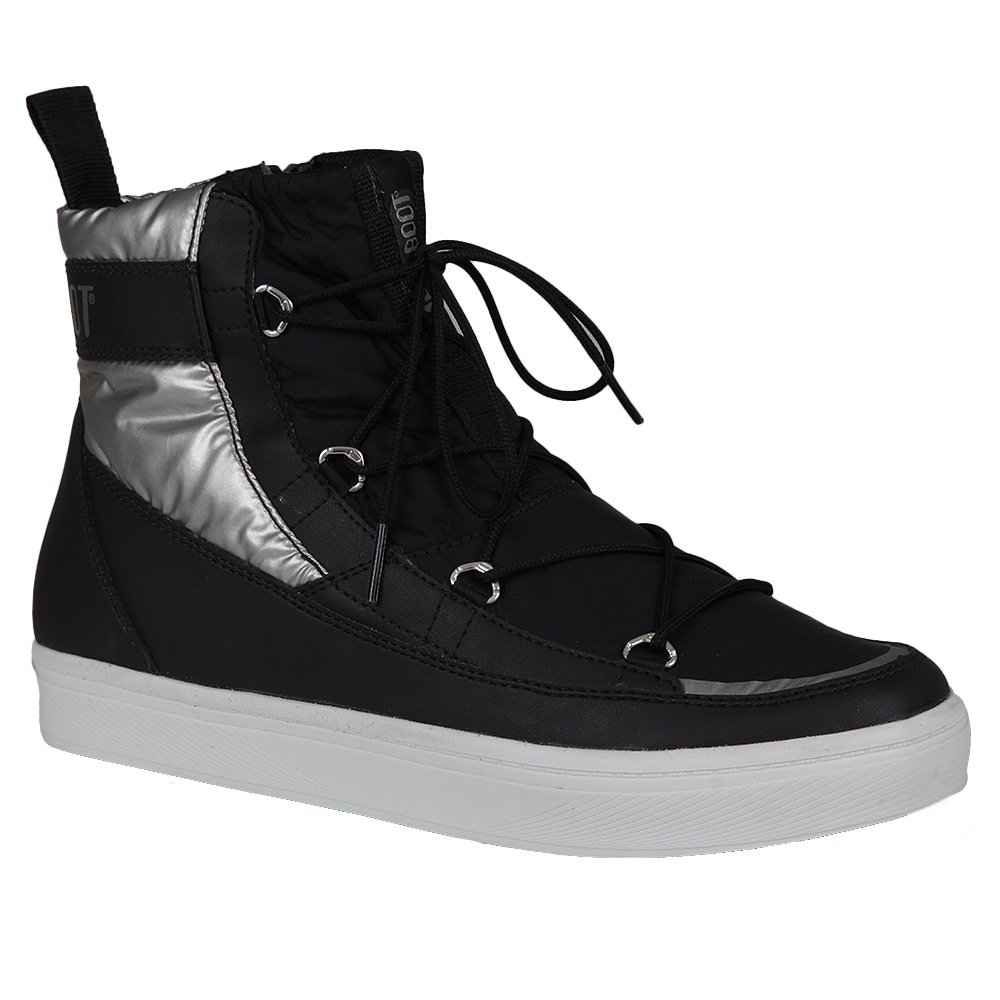 Moon Boot by Tecnica Vega Boot (Women's) - Black/Silver