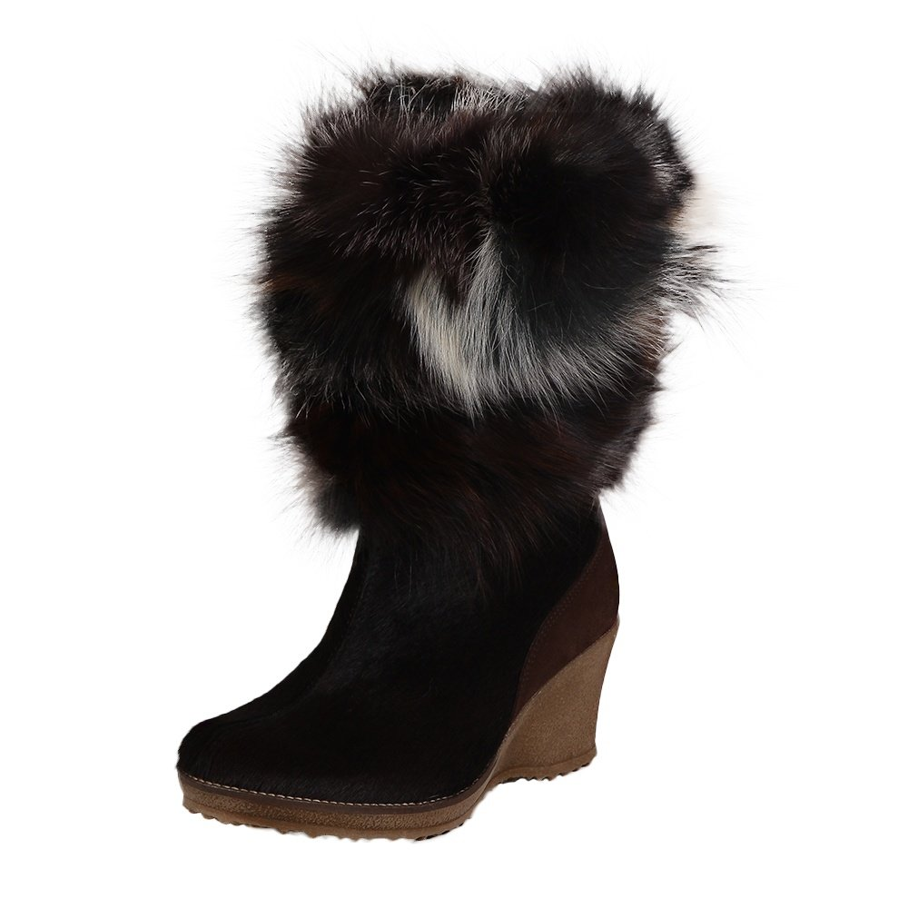 Regina Angelina Winter Boot (Women's) - Brown/Matilda
