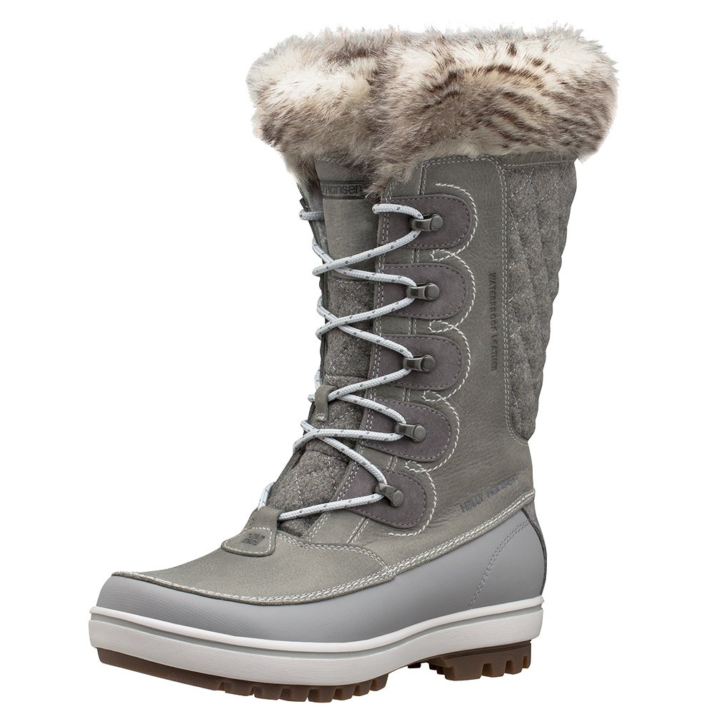 Helly Hansen Garibaldi VL Boot (Women's) - Light Grey/Alloy/Nimbus Cloud