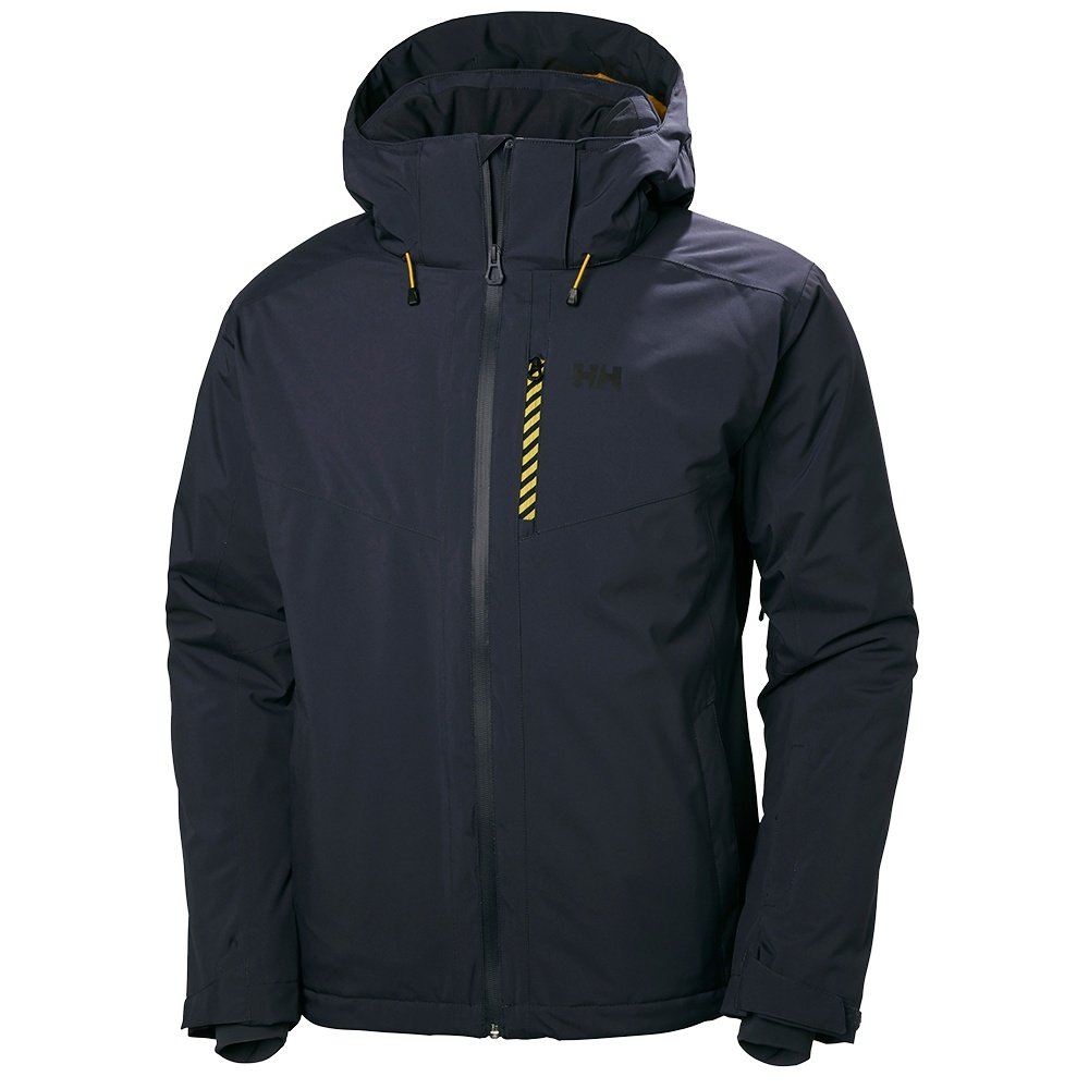 Helly Hansen Swift 3 Ski Jacket (Men's) - Graphite Blue
