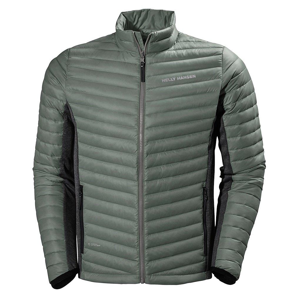 Helly Hansen Verglas Hybrid Insulator Jacket (Men's) - Rock