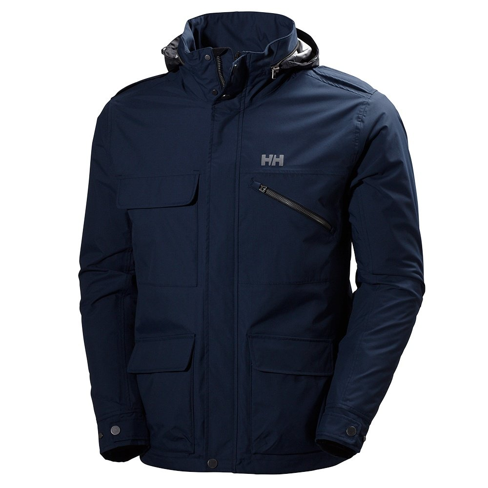 Helly Hansen Inc. 62471 Mens Universal Moto Insulated Rain Jacket ...